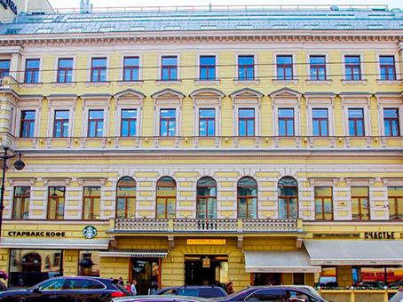 BC Nevsky Plaza